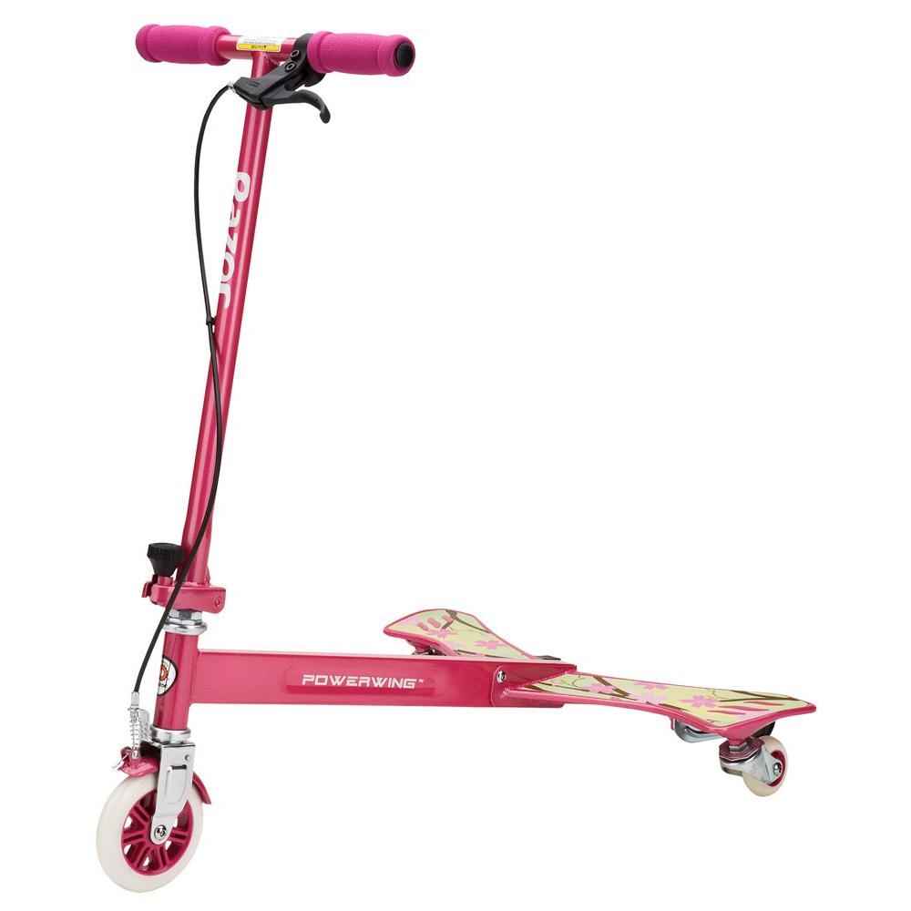 Трёхколёсный тридер - самокат RAZOR Powerwing Sweet Pea, розовый