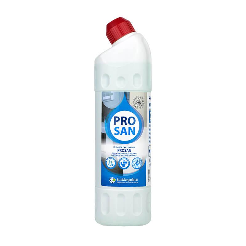 Гель для чистки сантехники ProSan (Просан) 750 мл