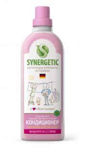 """Synergetic"" Биоразлагаемый кондиционер-ополаскиватель для белья SYNERGETIC: аромамагия, 1л."