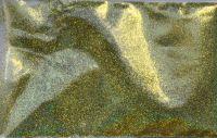 Зеркальная пыль (глиттер, втирка) для дизайна ногтей «Зеленое золото» №33 (3 грамма)