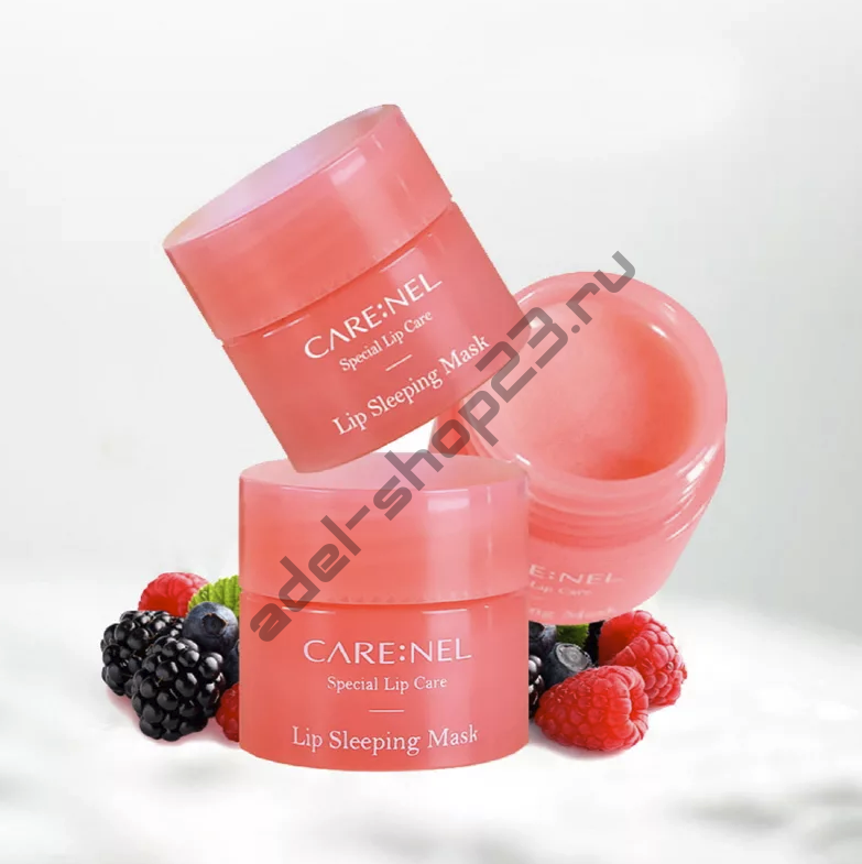 "CARENEL -Маска для губ ""Lip Sleeping Mask 5g"""