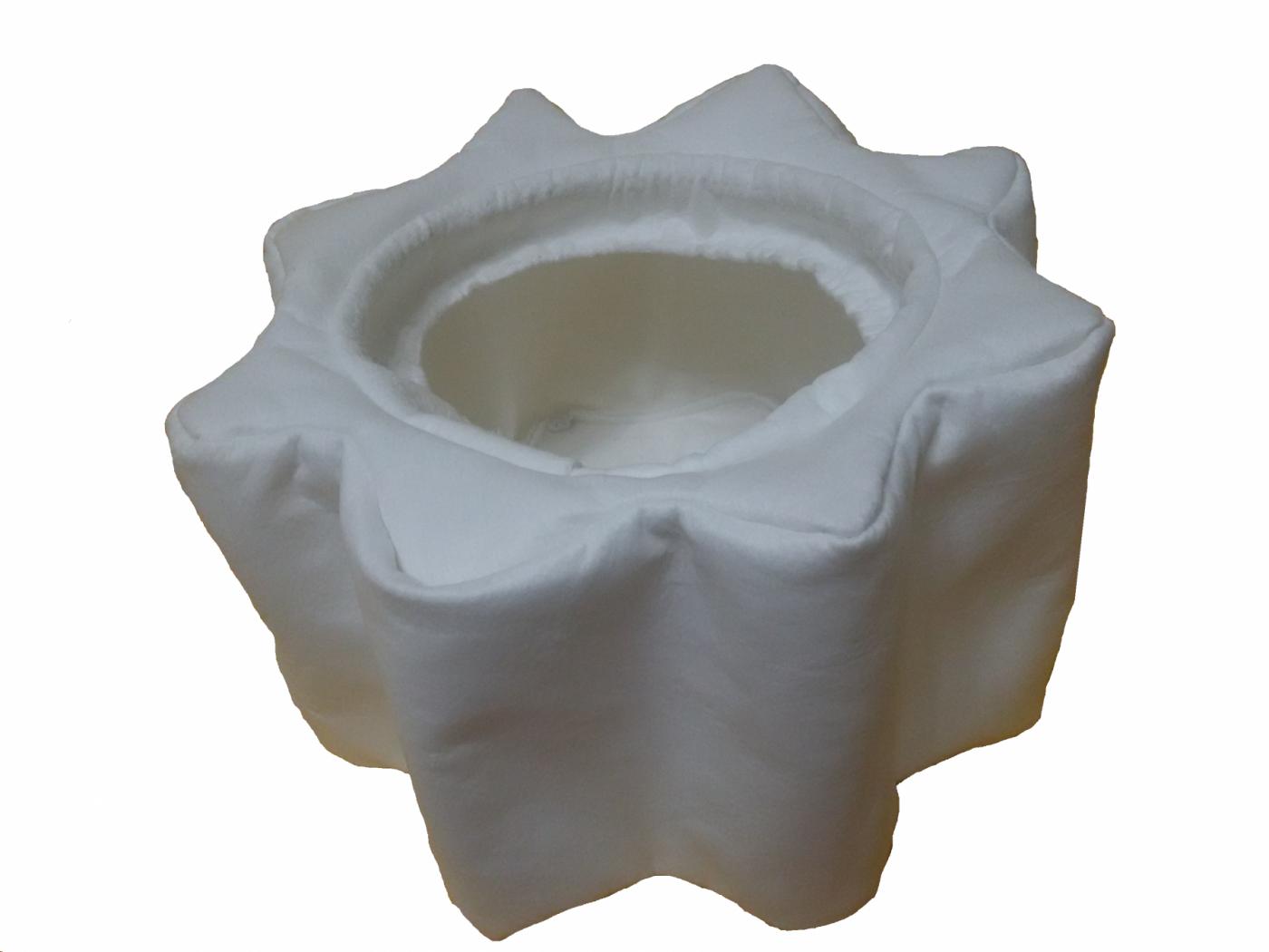 Фильтр для строительного пылесоса ava d185h200