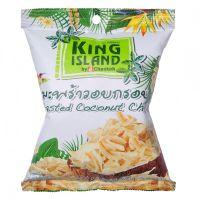 Кокосовые чипсы King Island - 40 гр Таиланд