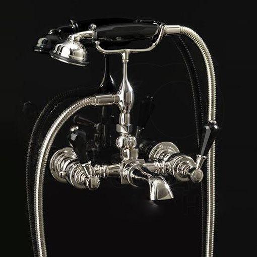 Смеситель для ванны и душа Devon&Devon Antique Precious Lever adapl34 ФОТО
