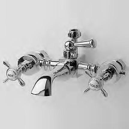 Смеситель для ванны и душа Devon&Devon Antique ada34 ФОТО