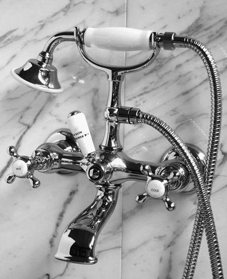 Смеситель для ванны и душа Devon&Devon Austin utau933 ФОТО
