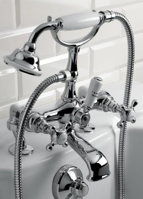 Смеситель для ванны и душа Devon&Devon Austin utau933p ФОТО