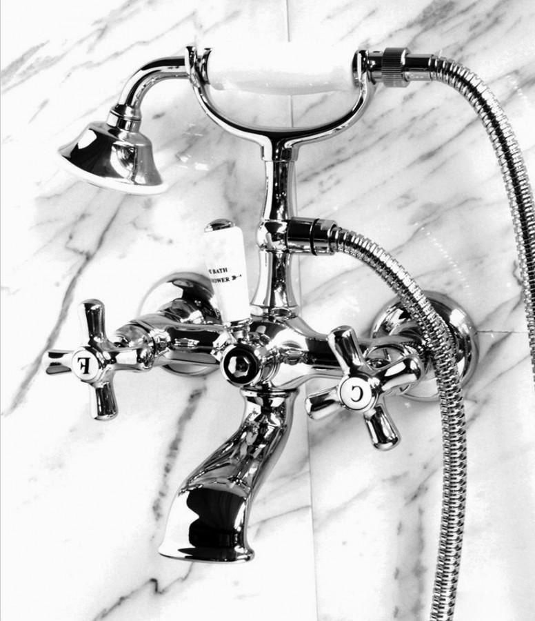 Смеситель для ванны и душа Devon&Devon City utci133 ФОТО