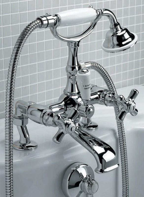 Смеситель для ванны и душа Devon&Devon City utci133p ФОТО
