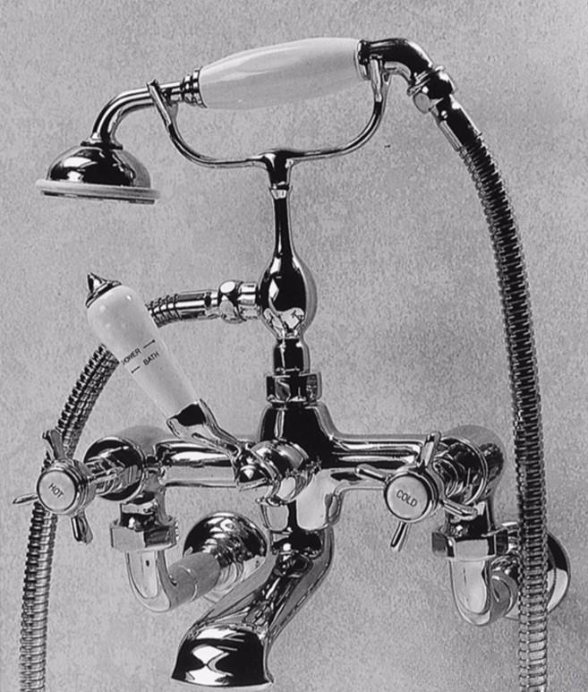 Смеситель для ванны и душа Devon&Devon Coventry marf20/m ФОТО