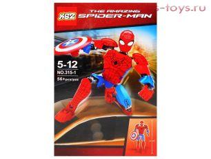 Конструктор Kazi Человек паук в ассортименте