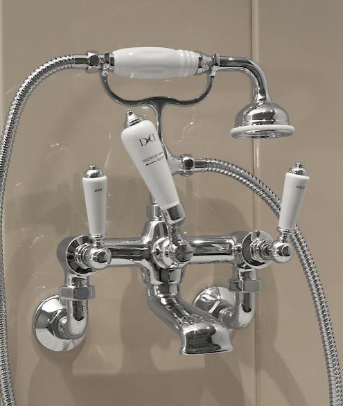 Смеситель для ванны и душа Devon&Devon Dandy marf40m ФОТО