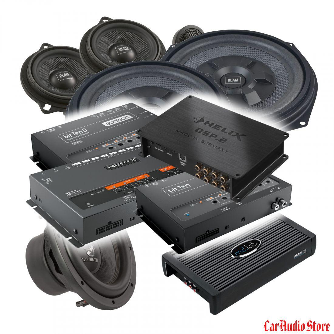 HIFI Kit DSP BLAM XF 1 (MDLAB)