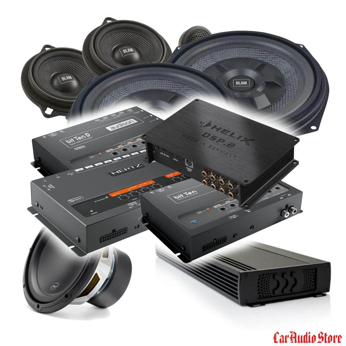 HIFI Kit DSP BLAM XF 2 (MOREL)
