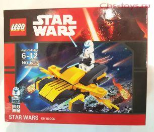 Конструктор LEBQ Star Wars 1747 (аналог LEGO Star Wars) в ассортименте