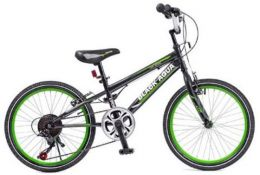Велосипед детский Black Aqua Sport 20 6