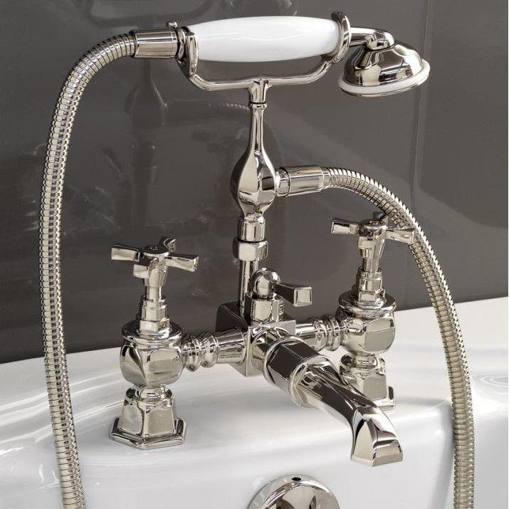 Смеситель для ванны и душа Devon&Devon Jubilee adnj30 ФОТО