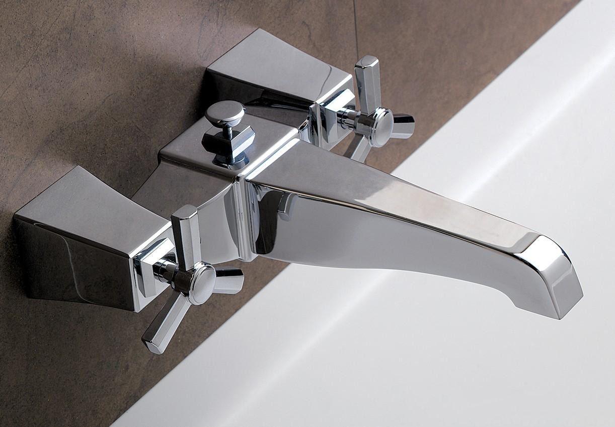 Смеситель для ванны и душа Devon&Devon Time 2TIME234M ФОТО