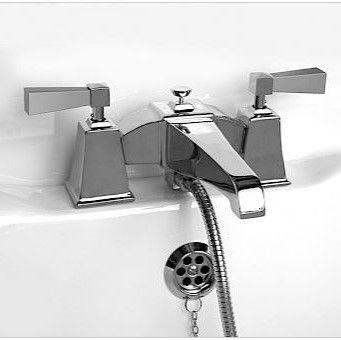 Смеситель для ванны и душа Devon&Devon VIP Time 2vptime233b ФОТО