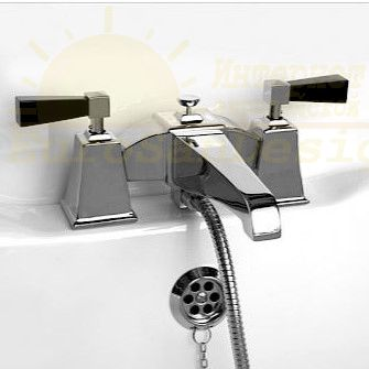 Смеситель для ванны и душа Devon&Devon VIP Time 2vptime233bne ФОТО