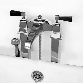 Смеситель для ванны и душа Devon&Devon VIP Time 2vptime235ne ФОТО