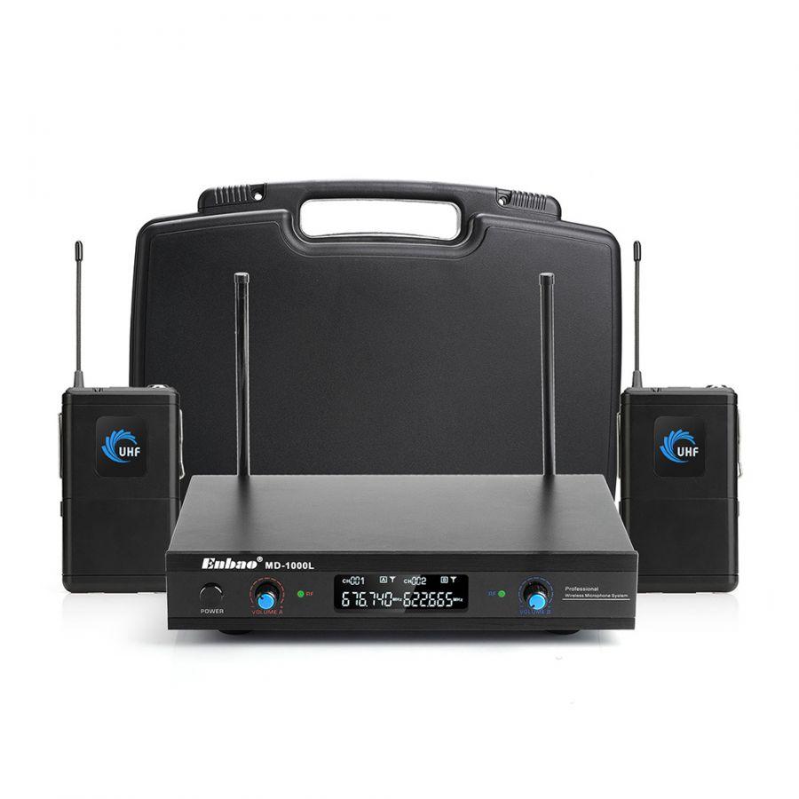 ENBAO MD-1000L Радиосистема 2 микрофона