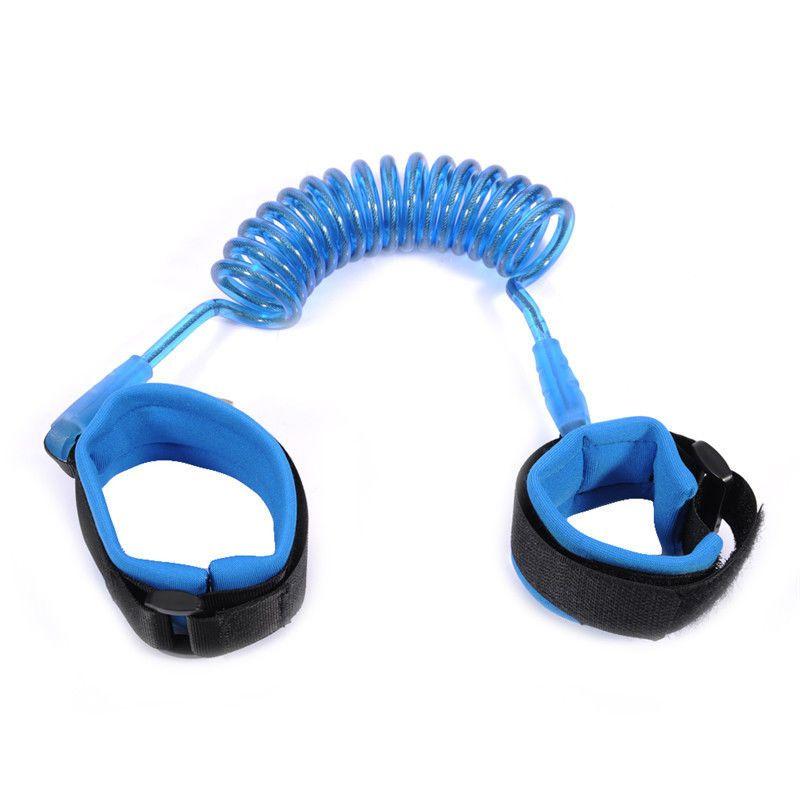 Вожжи для детей CHILD ANTI LOST STRAP, цвет: голубой