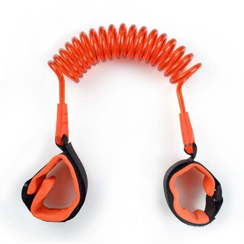 Вожжи для детей CHILD ANTI LOST STRAP, цвет: оранжевый