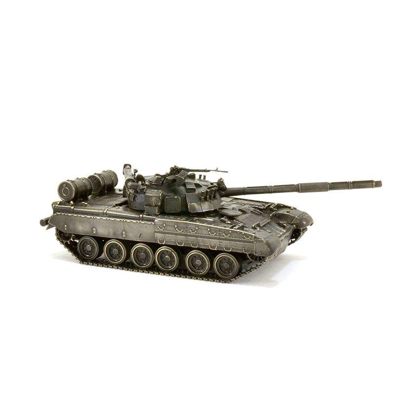 Модель танка Т-80УД(1:35)