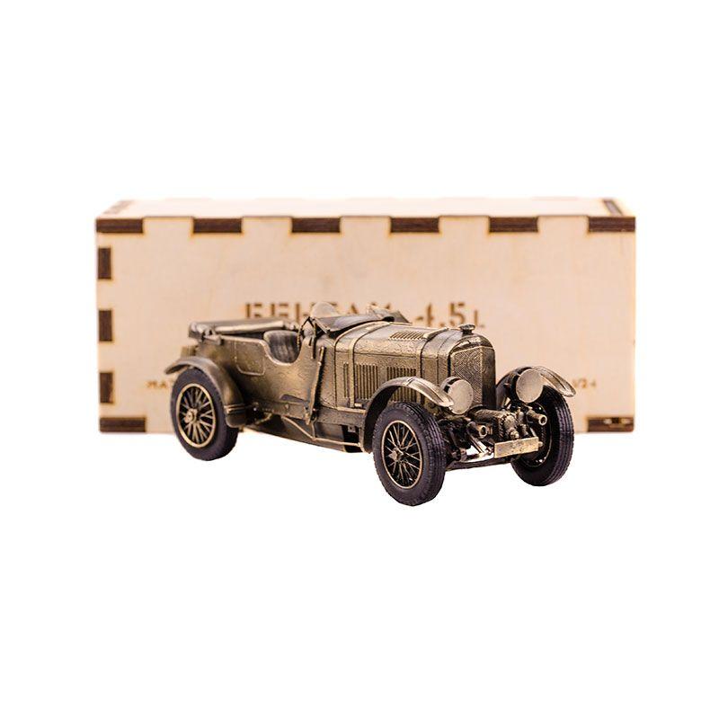 Модель автомобиля Bentley Blower(Бентли Блауэр)(1:24)