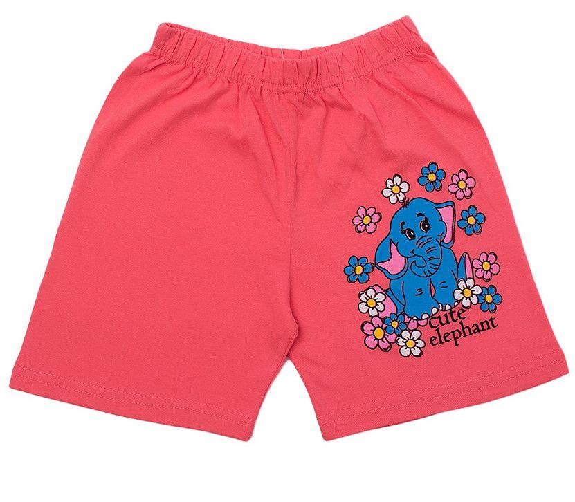 Шорты для девочки Little Elephant