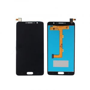 LCD (Дисплей) Alcatel 5095K POP 4S/5095Y POP 4S (в сборе с тачскрином) (black) Оригинал