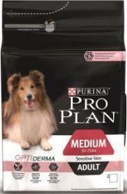 PRO PLAN ADULT SENSITIVE для собак с чувствительным пищеварением Лосось с Рисом 7кг