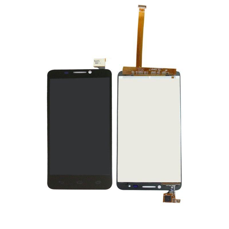 LCD (Дисплей) Alcatel 6030D OneTouch Idol/6030X OneTouch Idol (в сборе с тачскрином) (black) Оригинал
