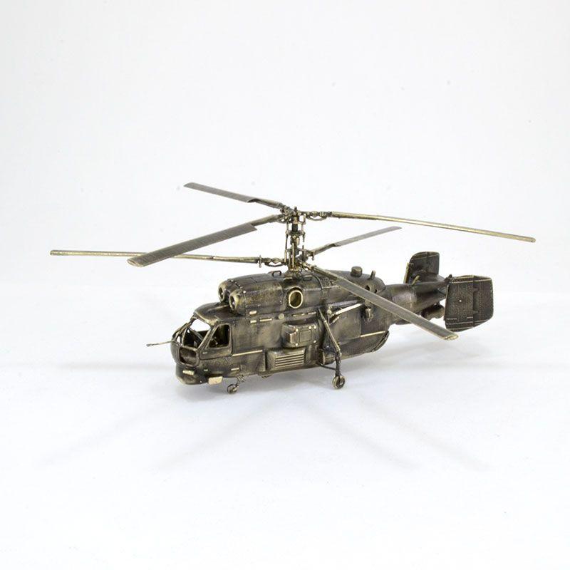 Модель вертолёта КА-27ПС(1:72)