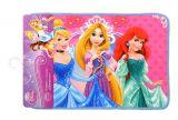 Коврик Disney Принцессы 60х40 см 60636