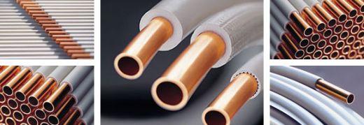Труба медная WICU отожженная в оболочке PVC 10*1.0