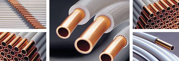 Труба медная WICU отожженная в оболочке PVC 18*1.0