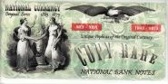 США НАБОР 29 бон NBN 1863-1875