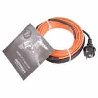 Греющий саморегулирующийся кабель (комплект в трубу) 10HTM2-CT (15м/150Вт) REXANT