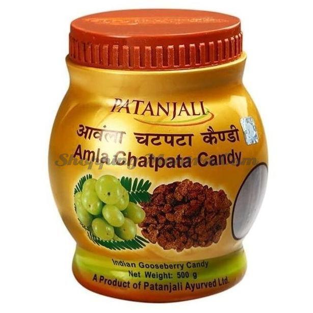 Амла со специями Патанджали Аюрведа | Divya Patanjali Amla Chatpata