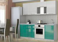 Кухня София (2,1 м) 3D