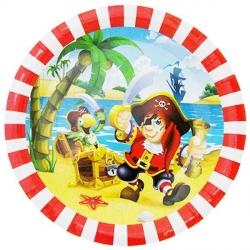 Тарелки Пиратские
