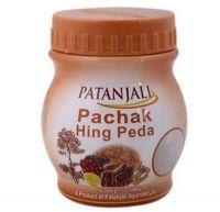 Аюрведический препарат для улучшения пищеварения  Патанджали | Divya Patanjali Hing Peda