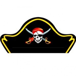 Шляпы пиратские