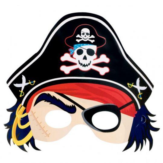 Маски Пиратские