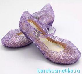 Туфли босоножки Рапунцель , Принцессы София.