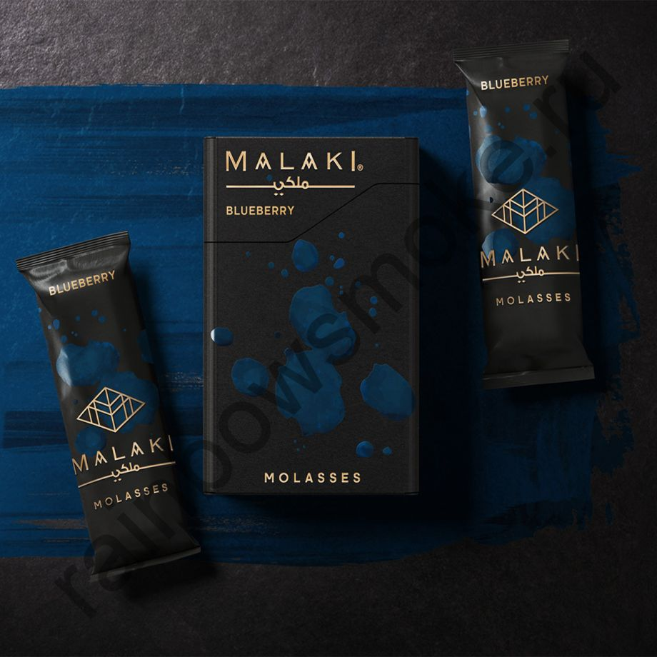 Malaki 1 кг - Blueberry (Черника)