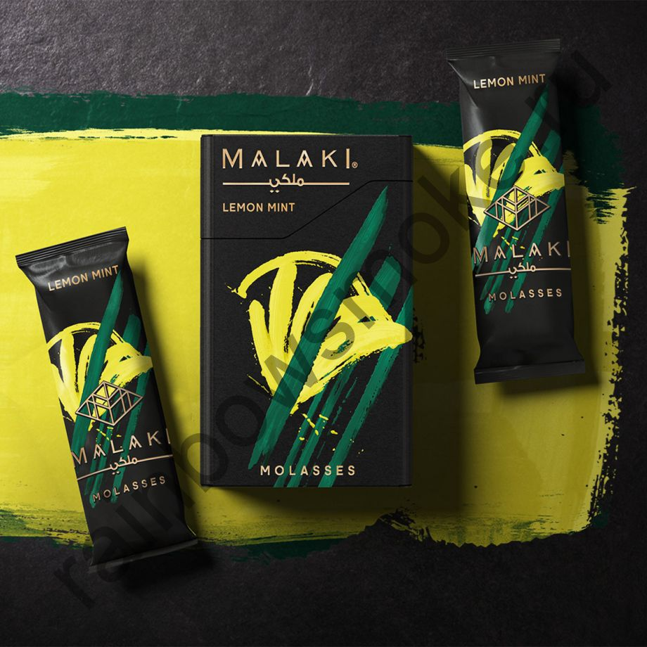 Malaki 1 кг - Lemon Mint (Лимон и Мята)