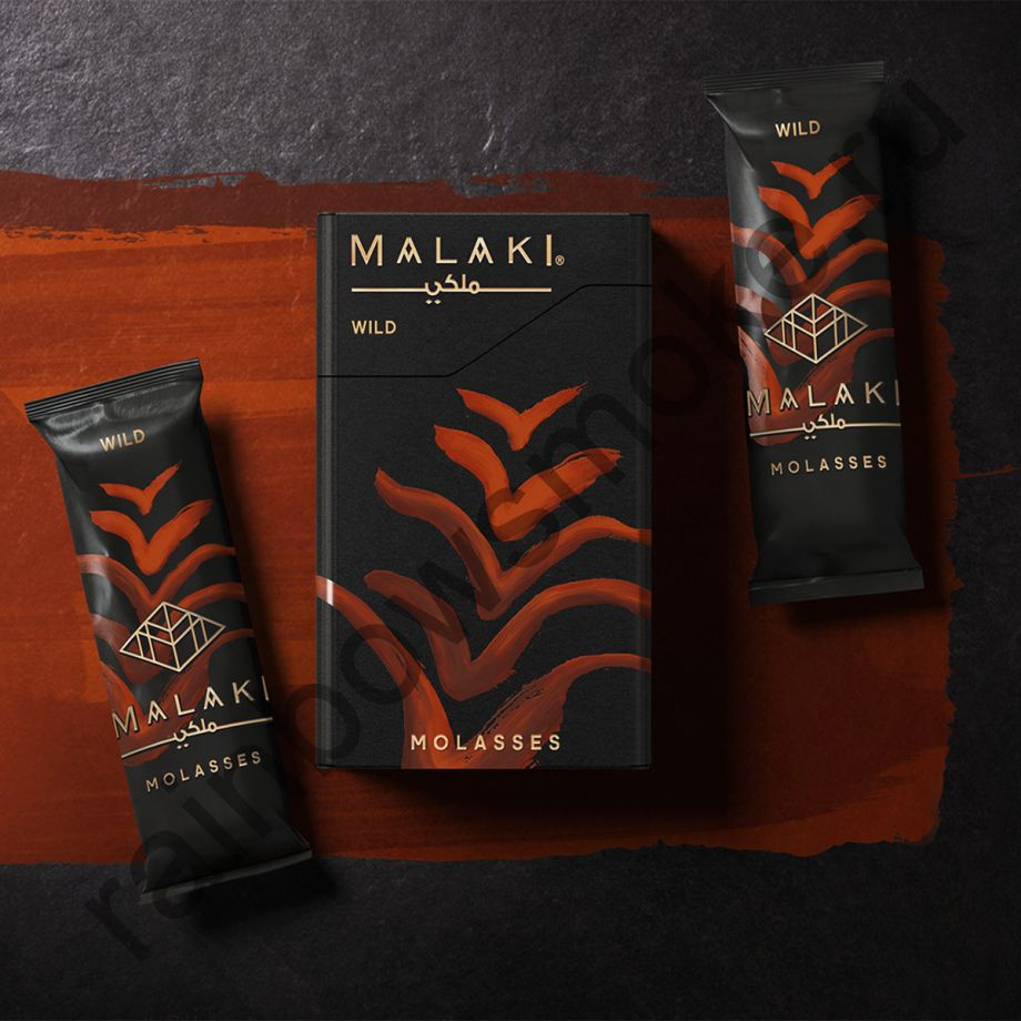 Malaki 1 кг - Wild (Дикий)
